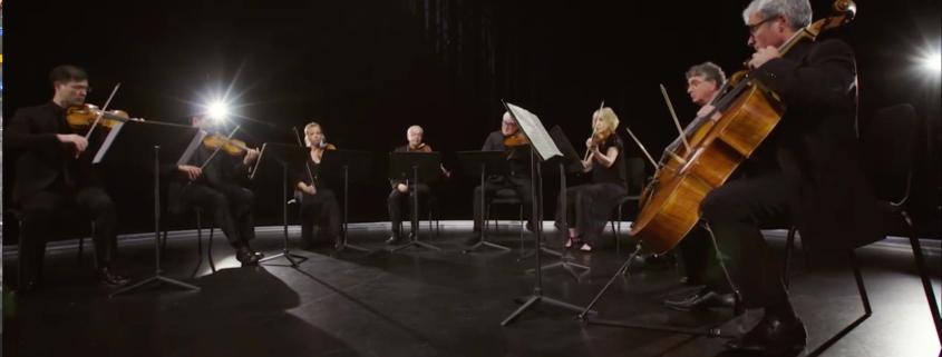 Academy Chamber Ensemble on the Mendelssohn Octet